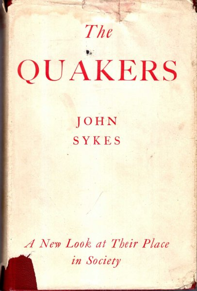 Image for The Quakers - a new look at their place in society