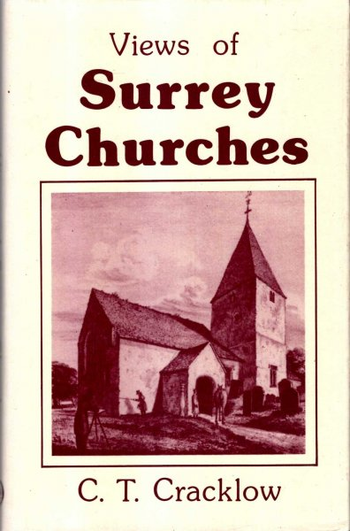 Image for Views of all the Churches and Chapels in the County of Surrey