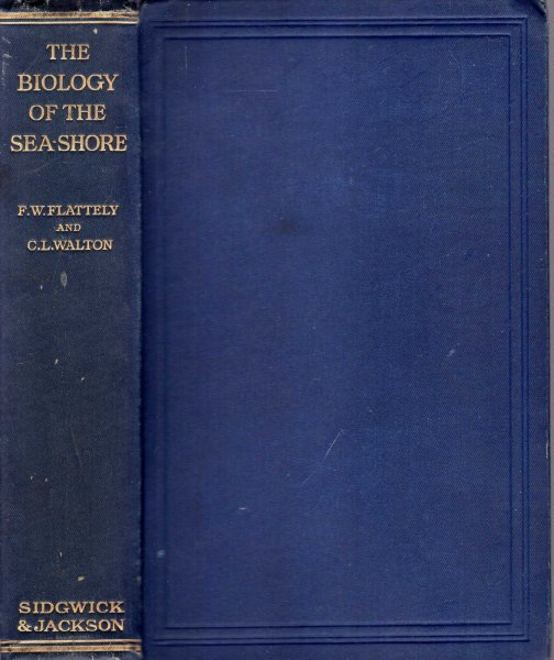 Image for The Biology of the Sea-Shore