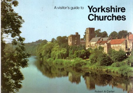 Image for A visitor's guide to Yorkshire churches