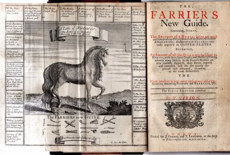The Farriers New Guide Containing First The Anatomy Of A Horse
