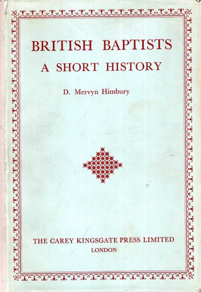 Image for British Baptists - a short history