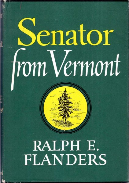 Image for Senator from Vermont