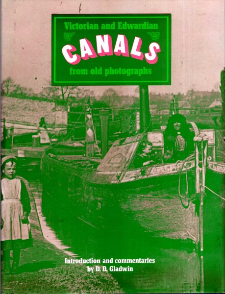 Image for Victorian and Edwardian Canals from Old Photographs