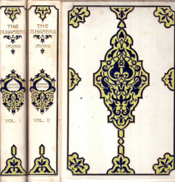 Image for The Alhambra (two volumes complete)