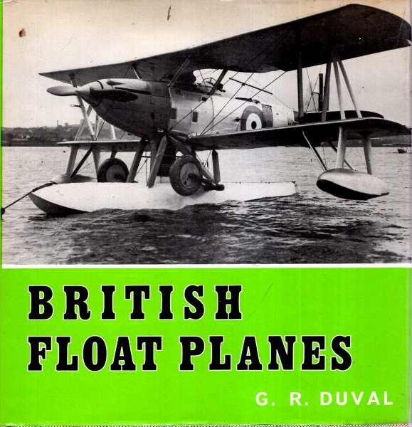 Image for British Float Planes - a pictorial survey