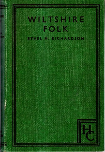 Image for Wiltshire Folk : Tales from village, plain and forest
