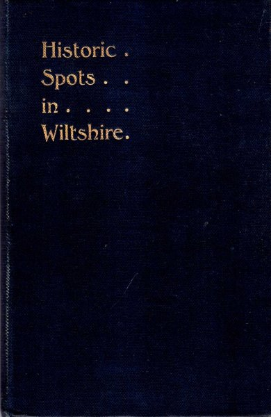 Image for Historic Spots in Wiltshire
