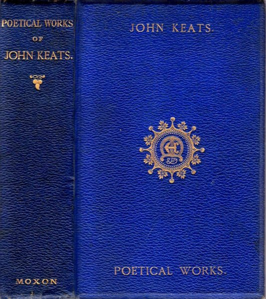 Image for The Poetical Works of John Keats with a Memoir