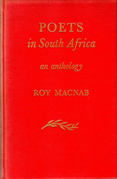 Image for Poets in South Africa - an anthology