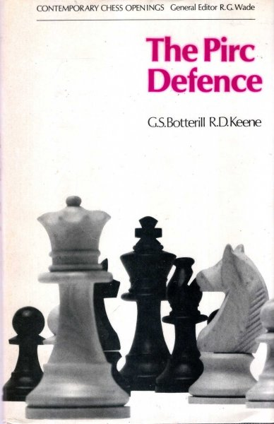 Image for The Pirc Defence
