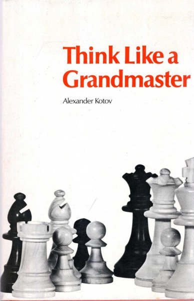 Image for Think Like a Grandmaster (Contemporary Chess Openings)