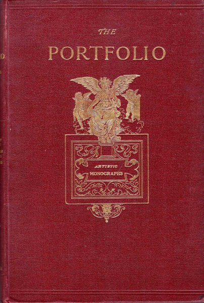 Image for The Portfolio Artisitic Monographs: containing Richmond on the Thames : Royal English Bookbindings : Greek Bronzes