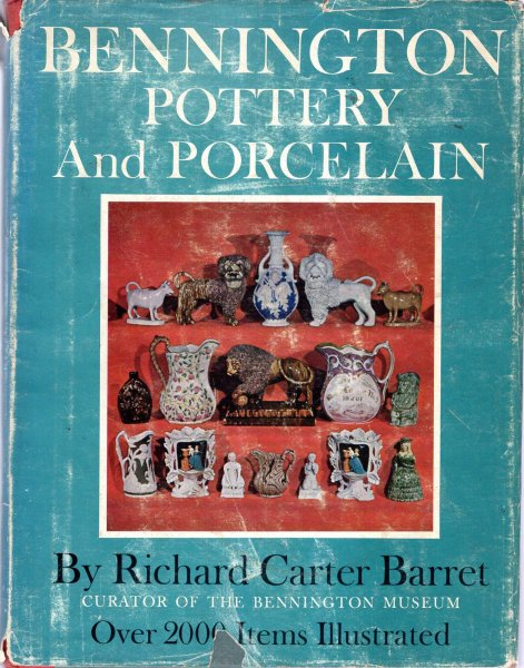 Image for Bennington Pottery and Porcelain - a guide to identification