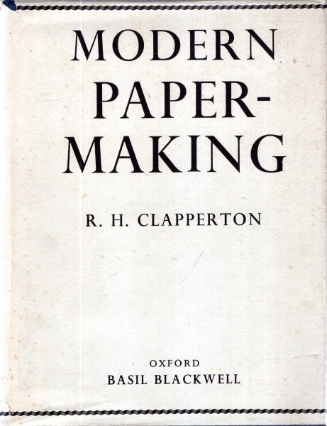 Image for Modern Paper-Making