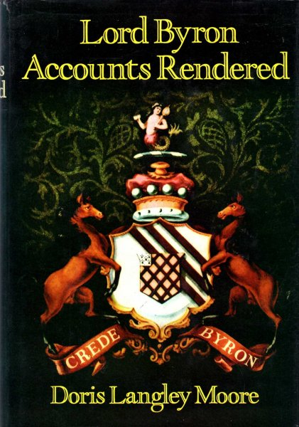 Image for Lord Byron : Accounts Rendered
