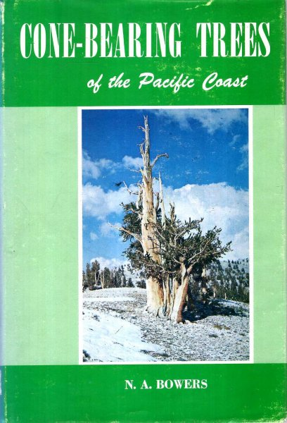 Image for Cone-Bearing Trees of the Pacific Coast