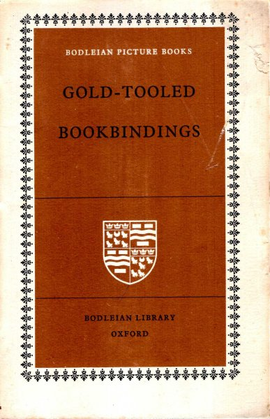 Image for Gold Tooled Bookbindings