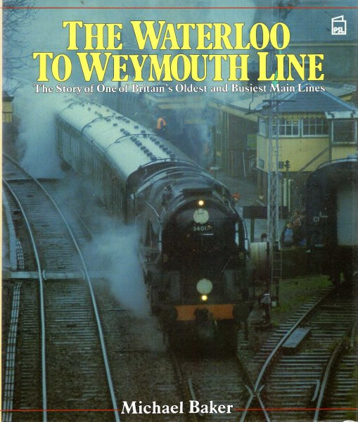 Image for The Waterloo to Weymouth Line