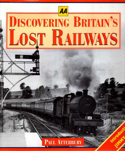 Image for Discovering Britain's Lost Railways