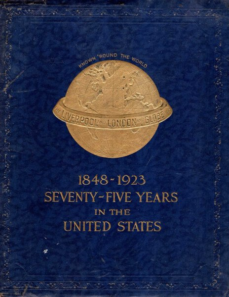 Image for Seventy-Five Years in the United States 1848-1923
