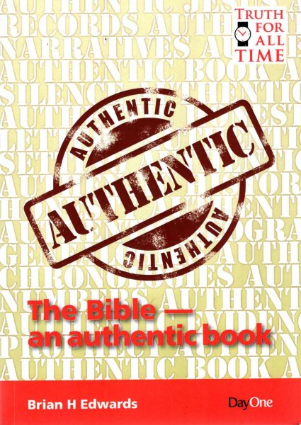 Image for The Bible - An Authentic Book