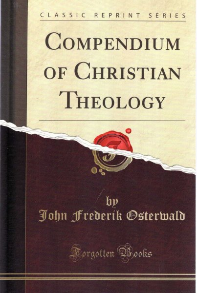 Image for A Compendium of Christian Theology