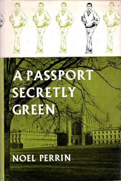 Image for A Passport Secretly Green