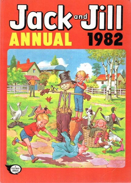 Image for Jack and Jill Annual 1982