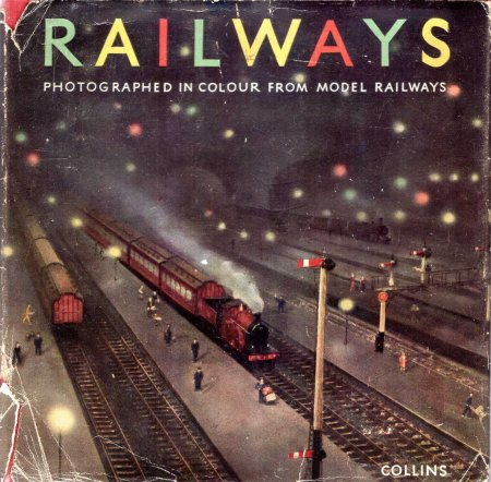 Image for Railways photographed in colour from mkodel railways