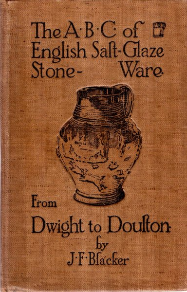 Image for The ABC of English Salt-Glaze Stoneware from Dwight to Doulton
