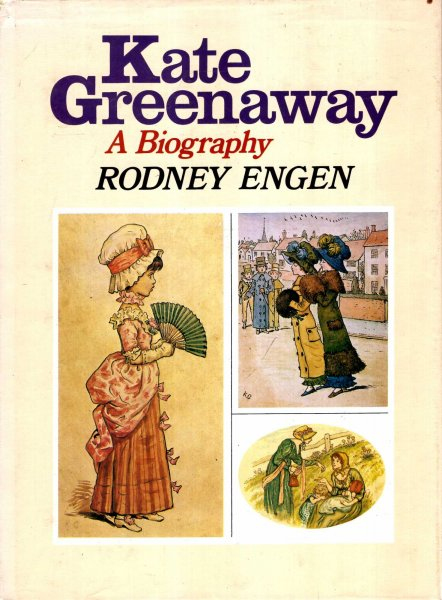 Image for Kate Greenaway, a biography