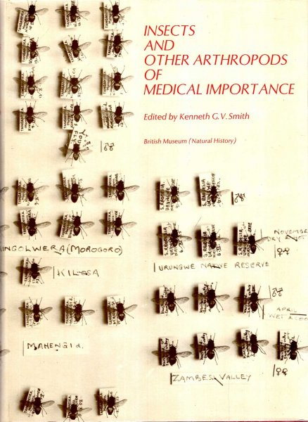 Image for Insects and Other Arthropods of Medical Importance