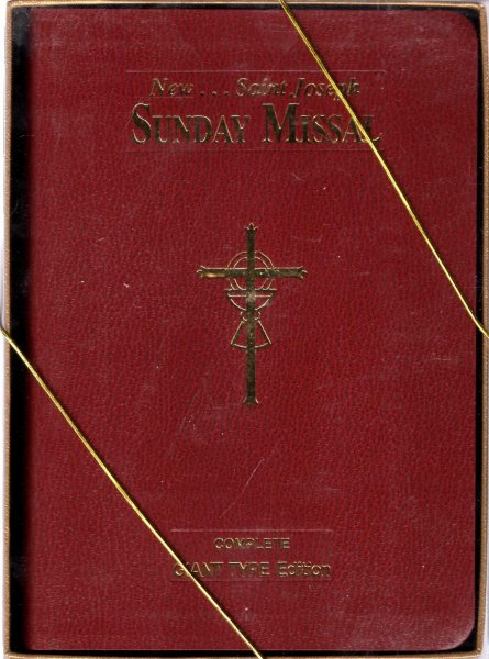 Image for New Saint Joseph Sunday Missal : Complete Giant Type edition