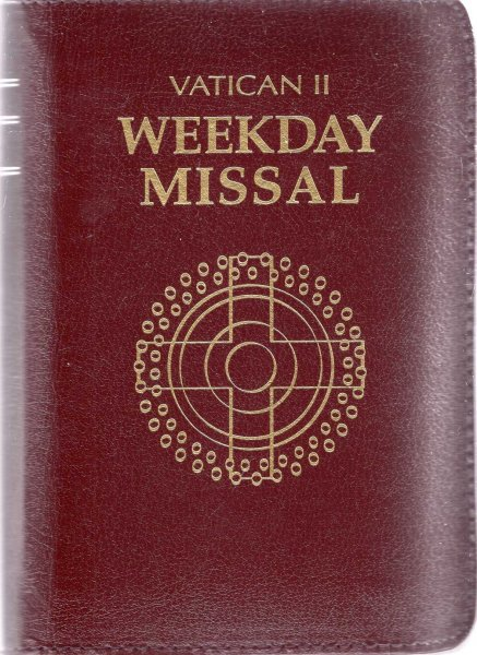 Image for Vatican II Weekday Missal