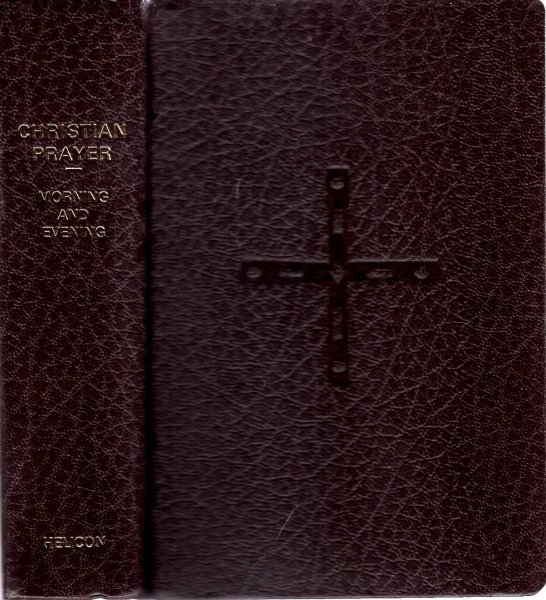 Image for Christian Prayer : The Liturgy of the Hours, Morning, Evening & Night Prayer : Edition with Music