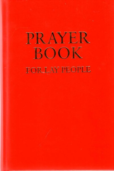 Image for Prayer Book for Lay People : Common Worship Services