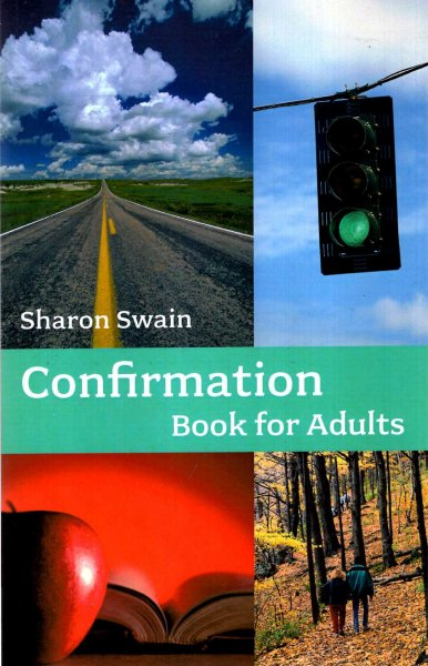 Image for Confirmation Book for Adults