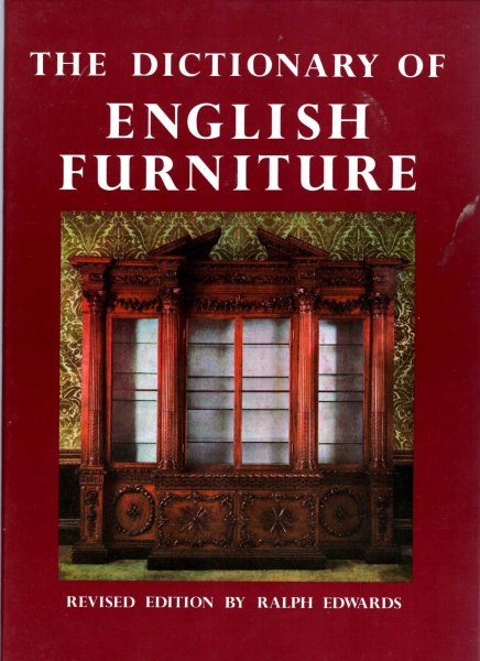 Image for Dictionary of English Furniture from the late Middle Ages to the Georgian PeriodVolumes I, II, & III