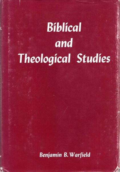 Image for Biblical & Theological Studies