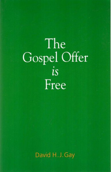 Image for The Gospel Offer is Free