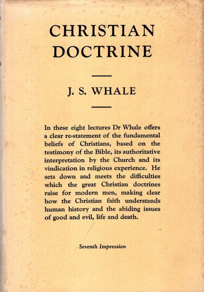 Image for Christian Doctrine