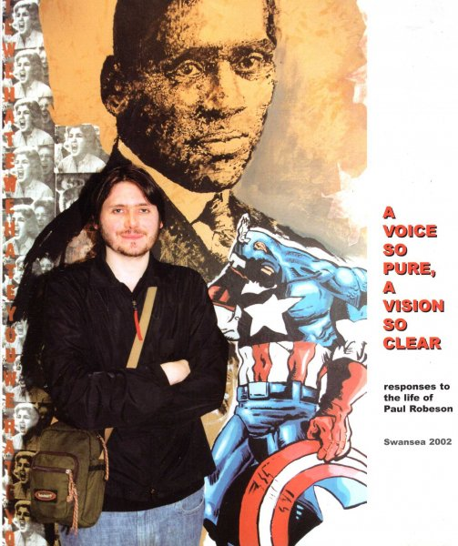 Image for A Voice So Pure, A Vision so Clear, responses to the life of Paul Robeson, Swansea 2002