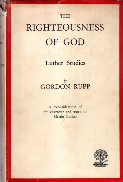 Image for The Righteousness of God : Luther Studies