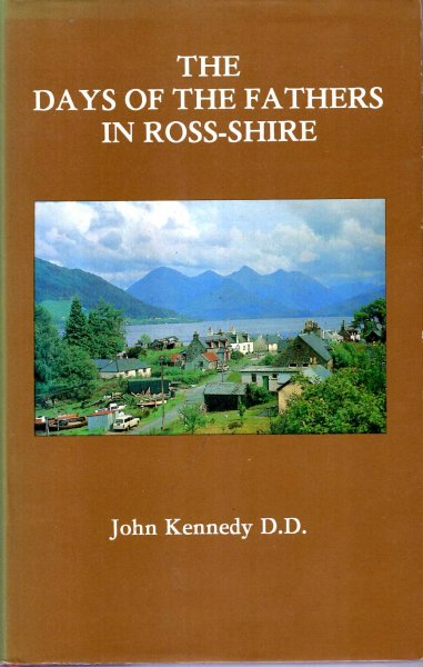 Image for The Days of the Fathers in the Ross-Shire