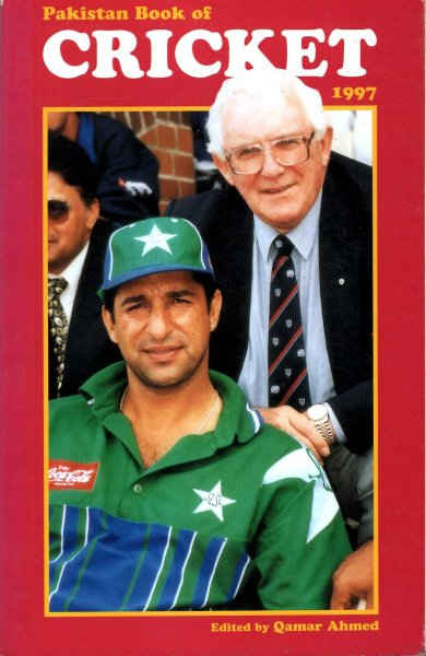 Image for Pakistan Book of Cricket 1997