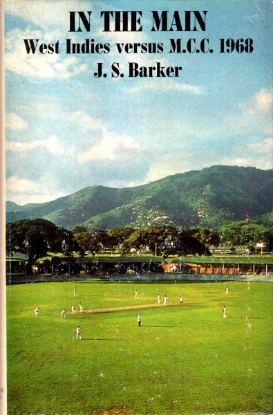 Image for In the Main : West Indies versus M.C.C. 1968
