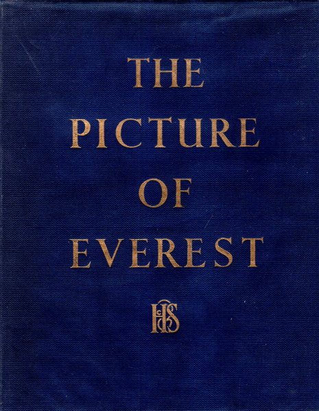 Image for The Picture of Everest, a book of full-colour reproductions of photographs of the Everest scene