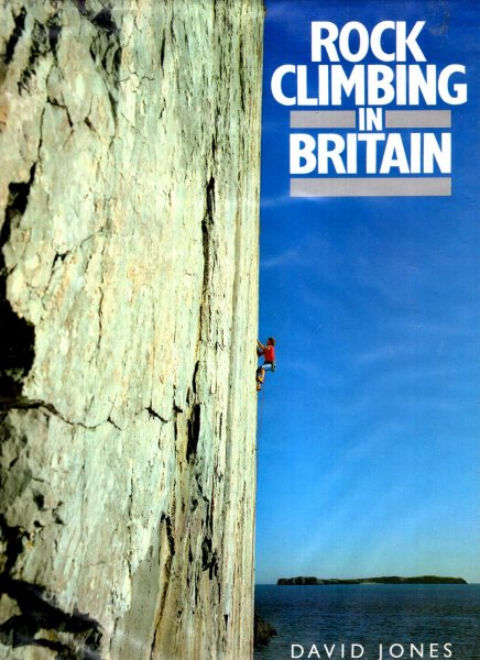 Image for Rock Climbing in Britain