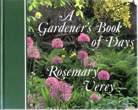 Image for A Gardener's Book of Days